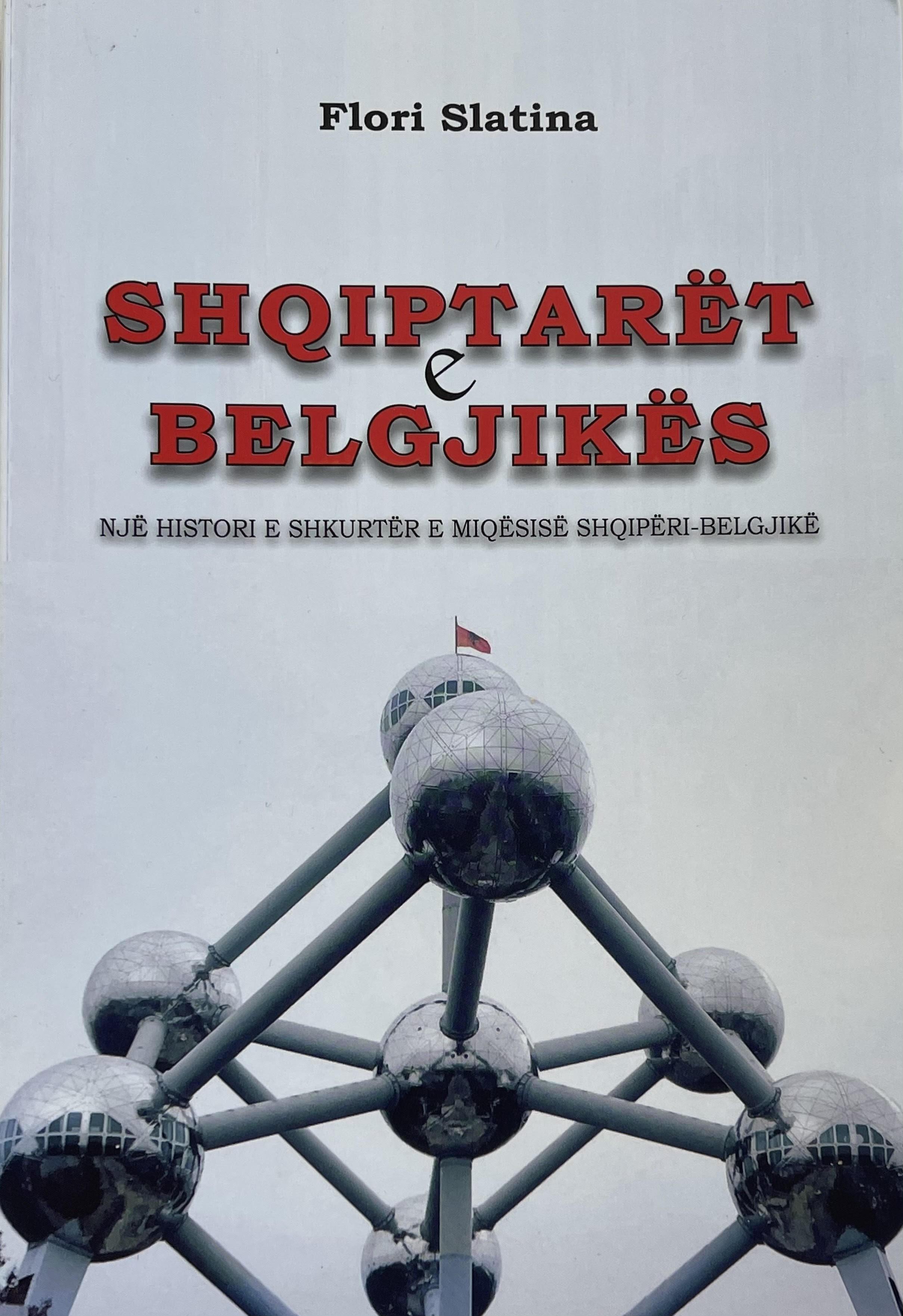 Shqiptaret e Belgjikes