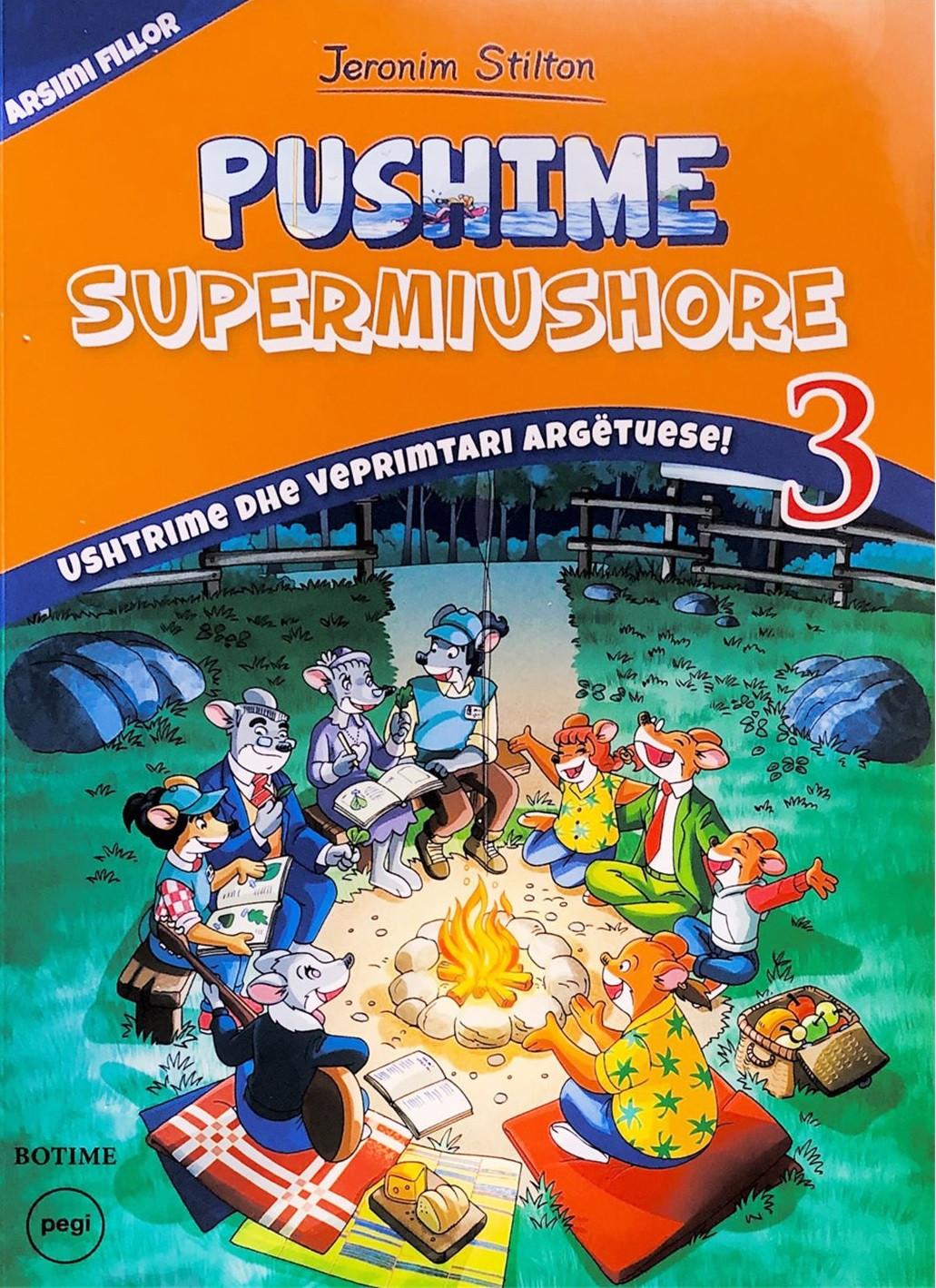 Pushime supermiushore 3