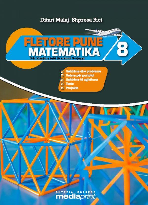 Fletore pune Matematika 8+