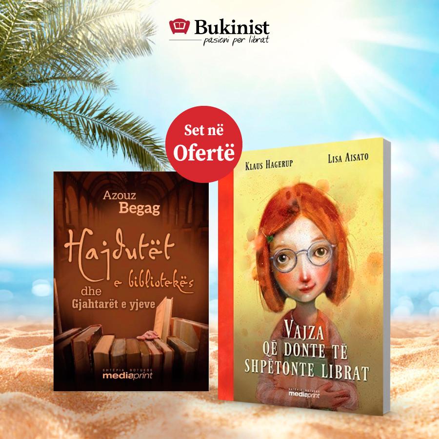 Dy libra per dashurine rreth librit
