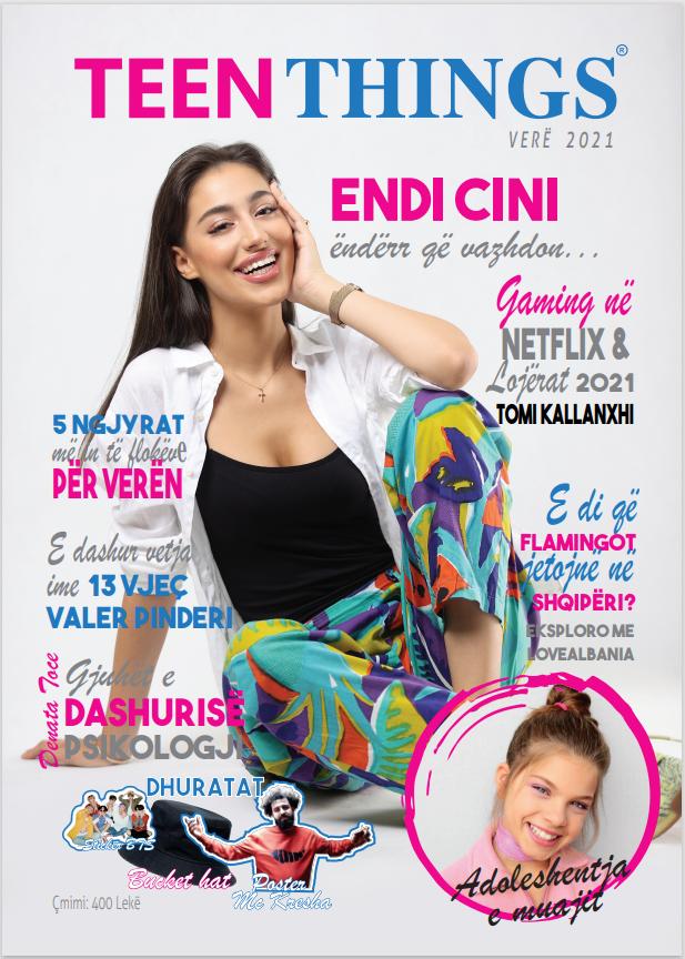 Revista Teen Things Vere 2021