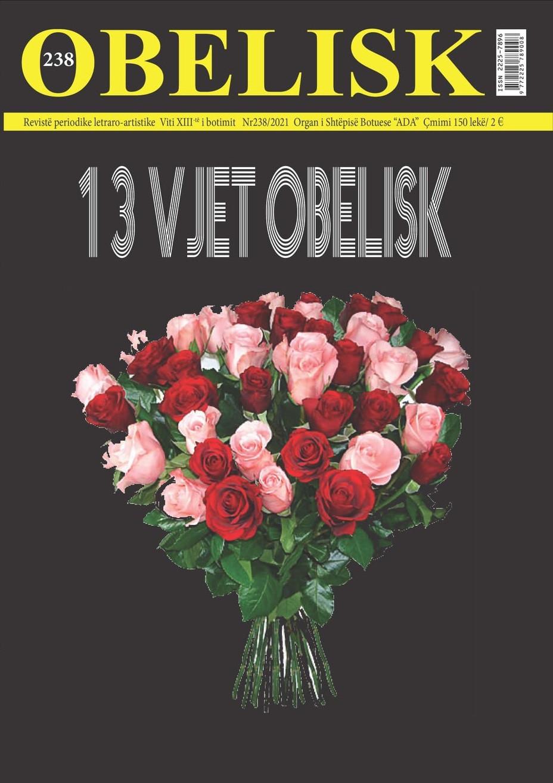 Revista Obelisk Nr. 238 - 13 vjet Obelisk
