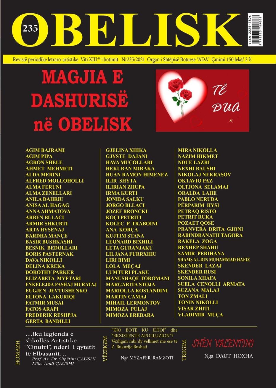 Revista Obelisk Nr. 235
