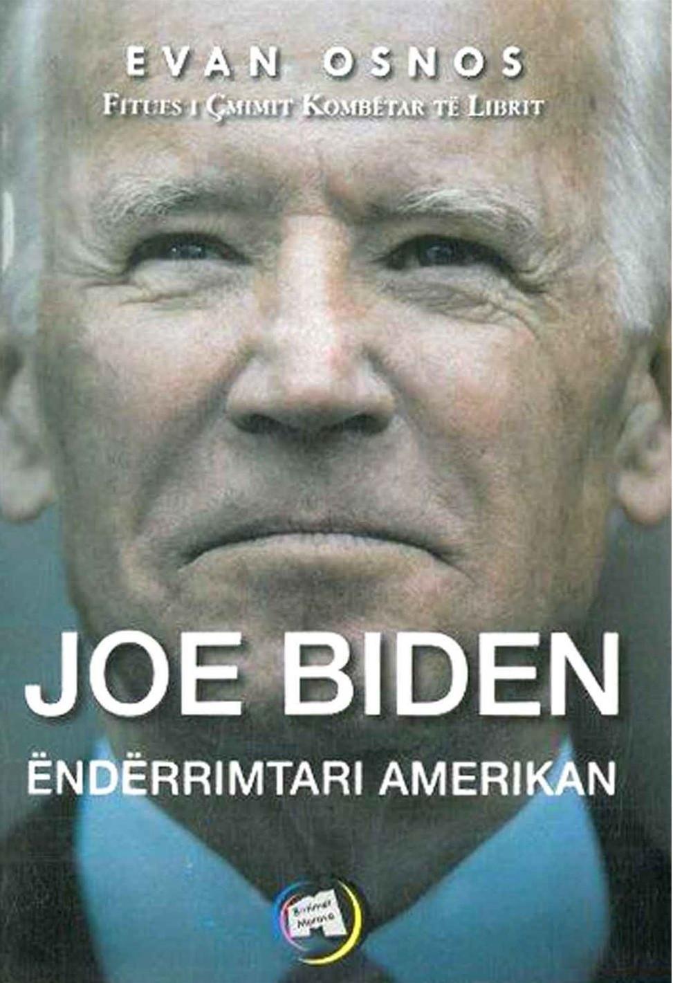 Joe Biden – enderrimtari amerikan