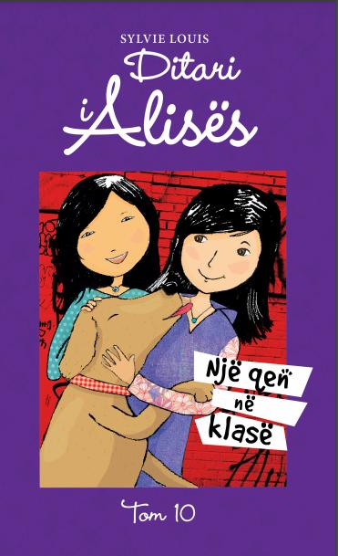 Ditari i Alises 10 – Nje qen ne klase