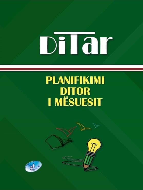 Ditar - Planifikimi ditor i mesuesit