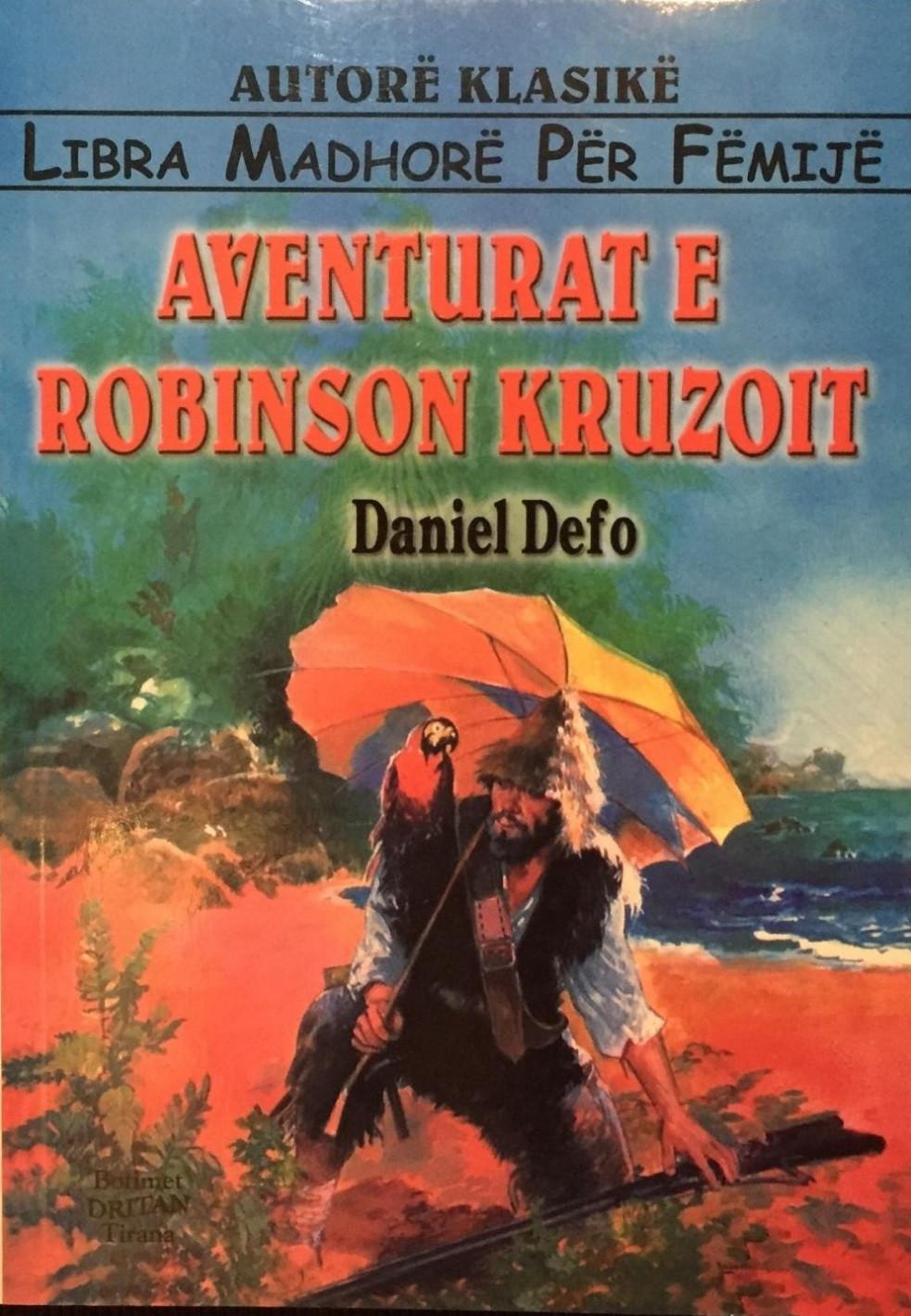 Aventurat e Robinson Kruzoit – Dritan