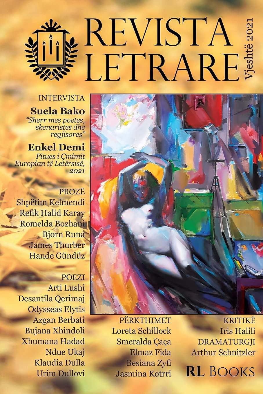 Revista Letrare - Vjeshte 2021