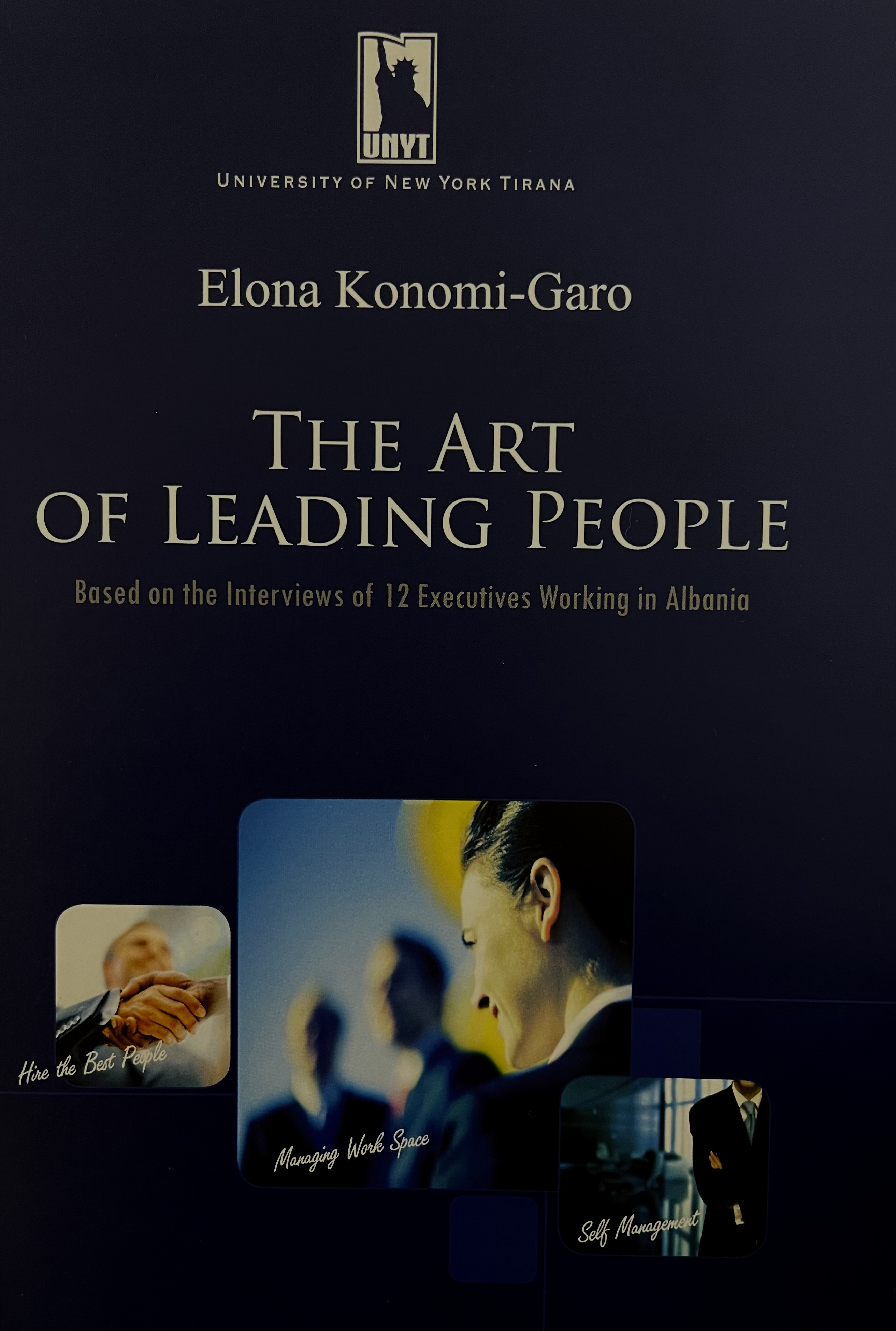 The art of leading people