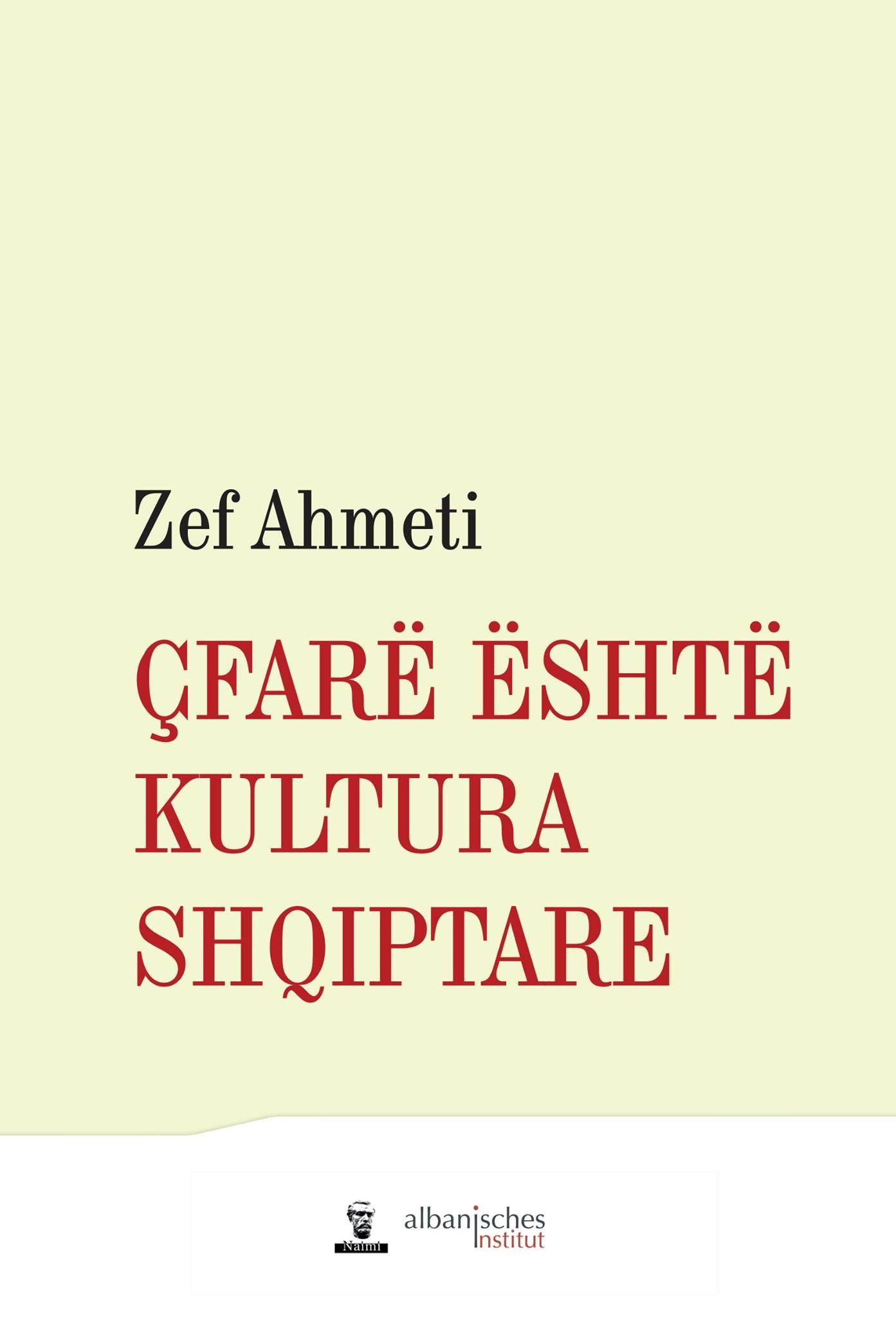 Cfare eshte kultura shqiptare