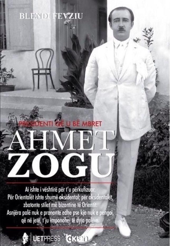 Ahmet Zogu