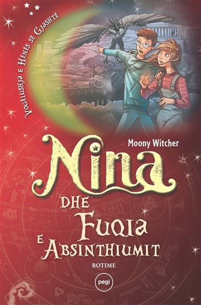 Nina dhe Fuqia e Absinthiumit (Nina 6)