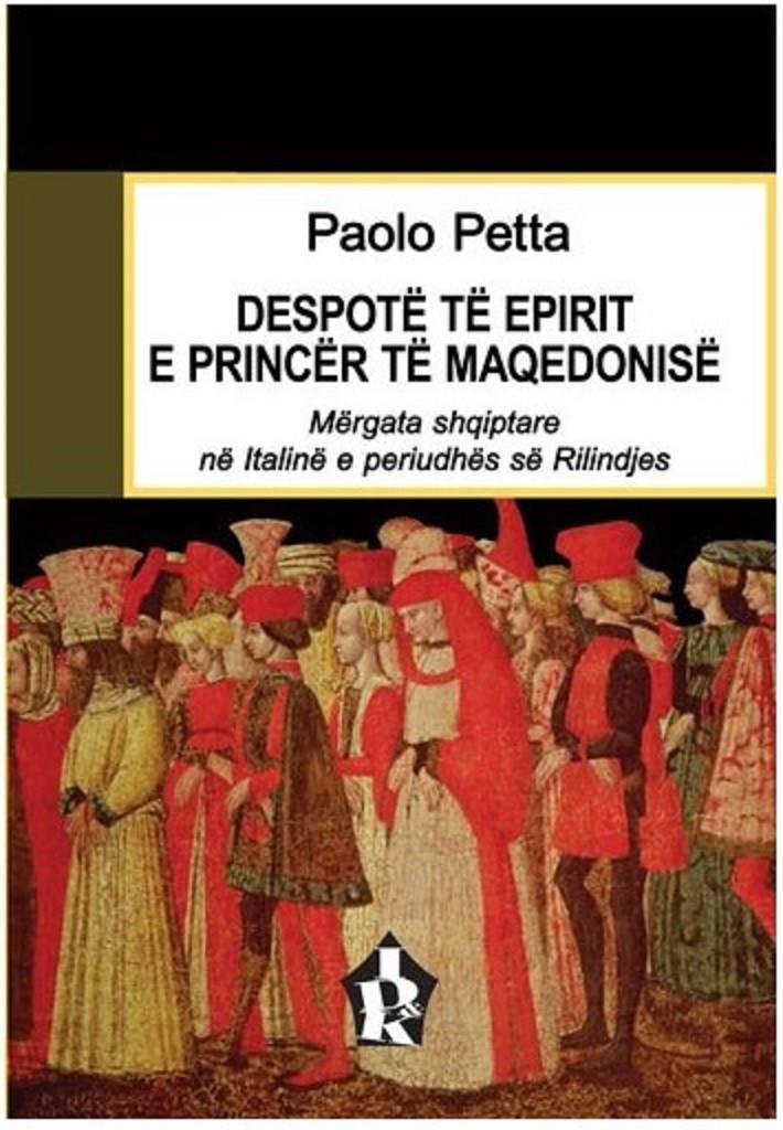 Despotë të epirit e princër të maqedisë, Mërgata shqiptare në Italinë e periudhës së Rilindjes