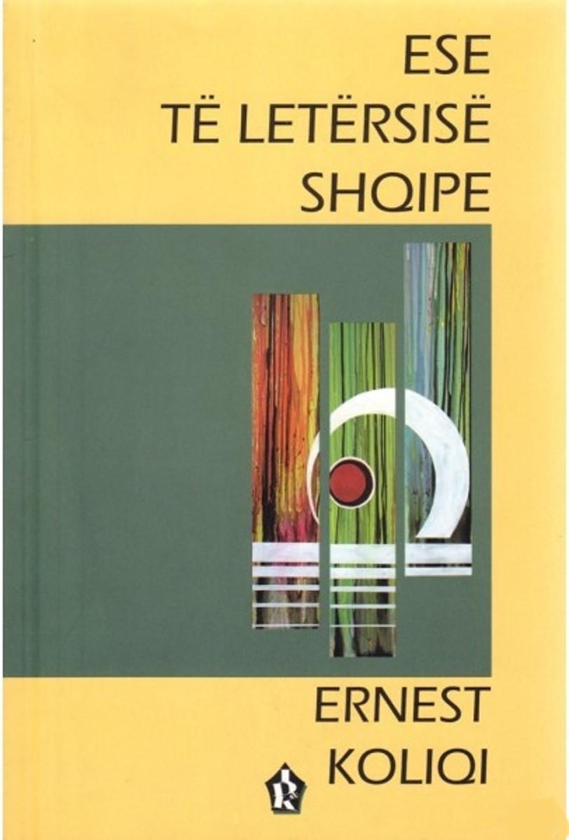 Ese të letërsisë shqipe