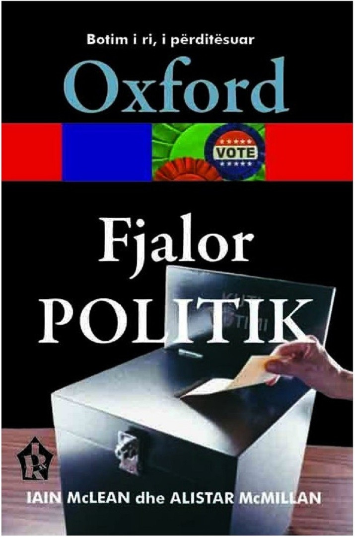 Fjalor Politik Oxford