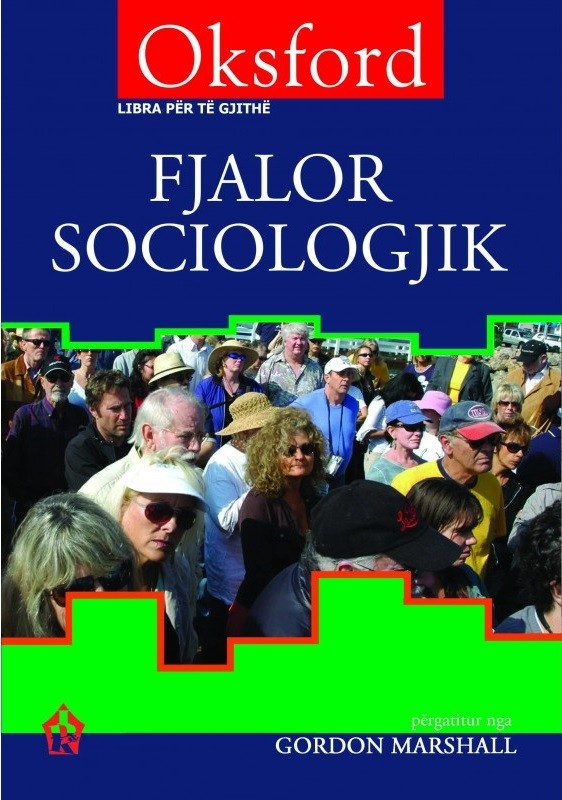 Fjalor Sociologjik, Oksford