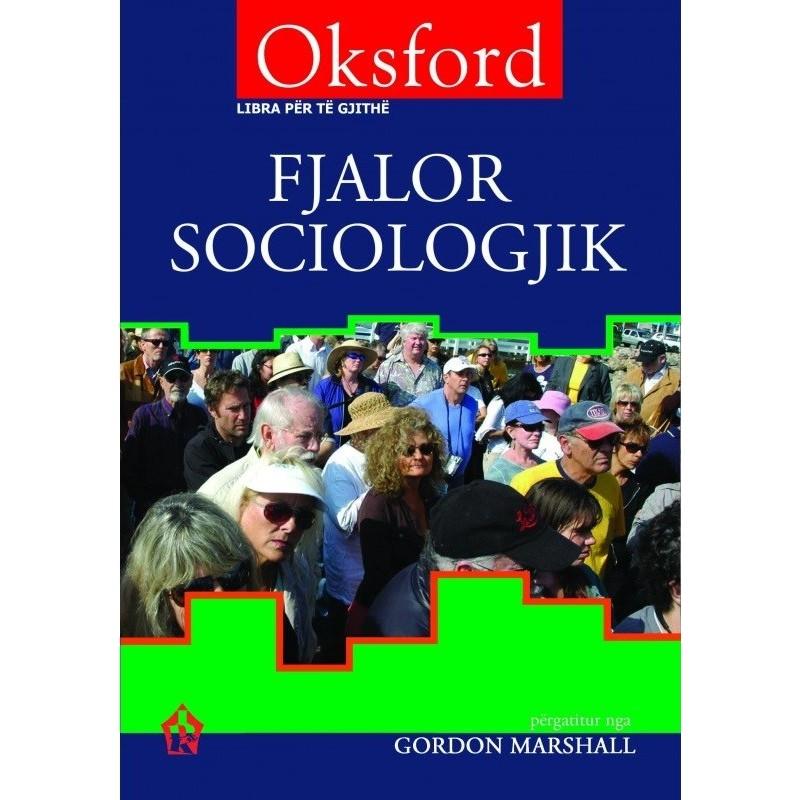 fjalor sociologjik