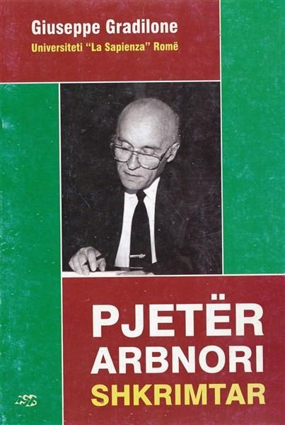 Pjeter Arbnori shkrimtar