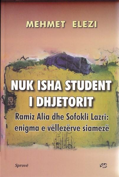 Nuk isha student i dhjetorit