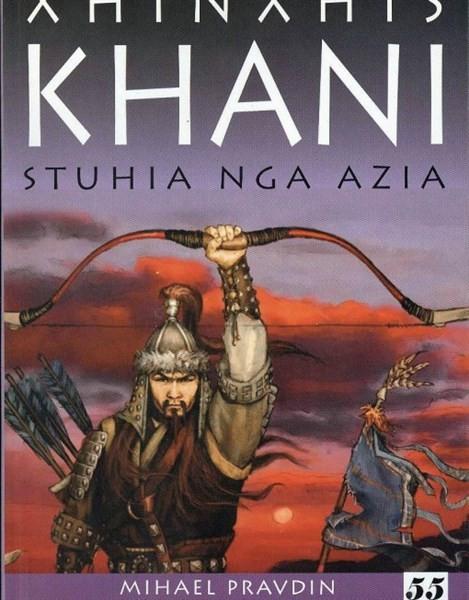 Xhinxhis Khani, stuhia nga Azia