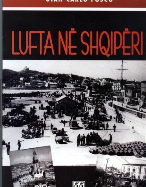 Lufta ne Shqiperi