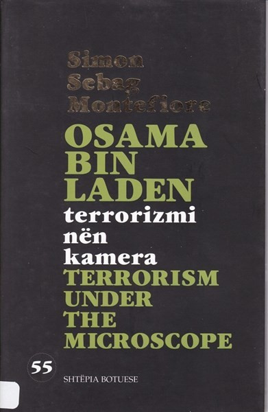 Osama Bin Laden, terrorizmi nen kamera
