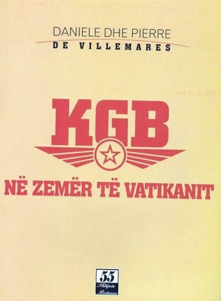 KGB në zemër të Vatikanit