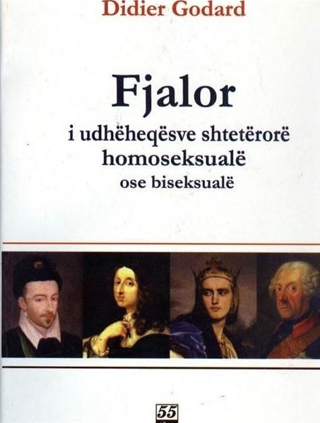 Fjalor i udheheqesve shteterore homoseksuale ose biseksuale