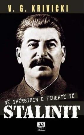 Ne sherbimin e fshehte te Stalinit