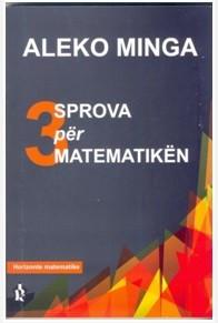 Tre sprova per matematiken