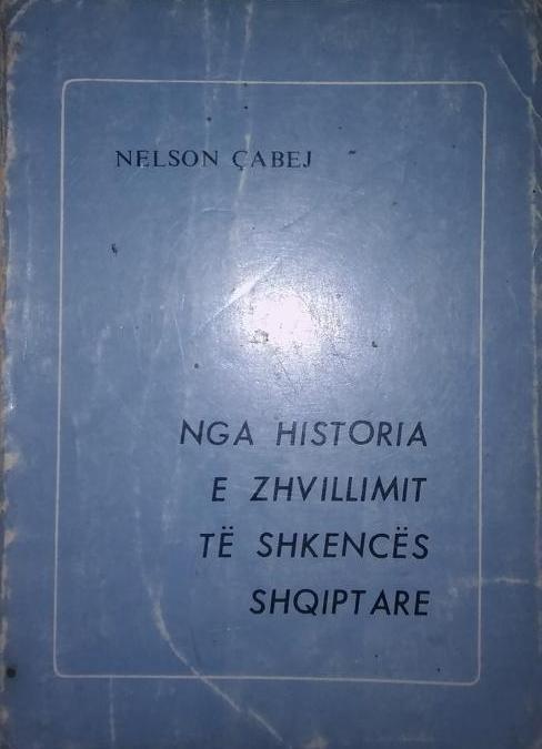 Nga historia e zhvillimit te shkences shqiptare