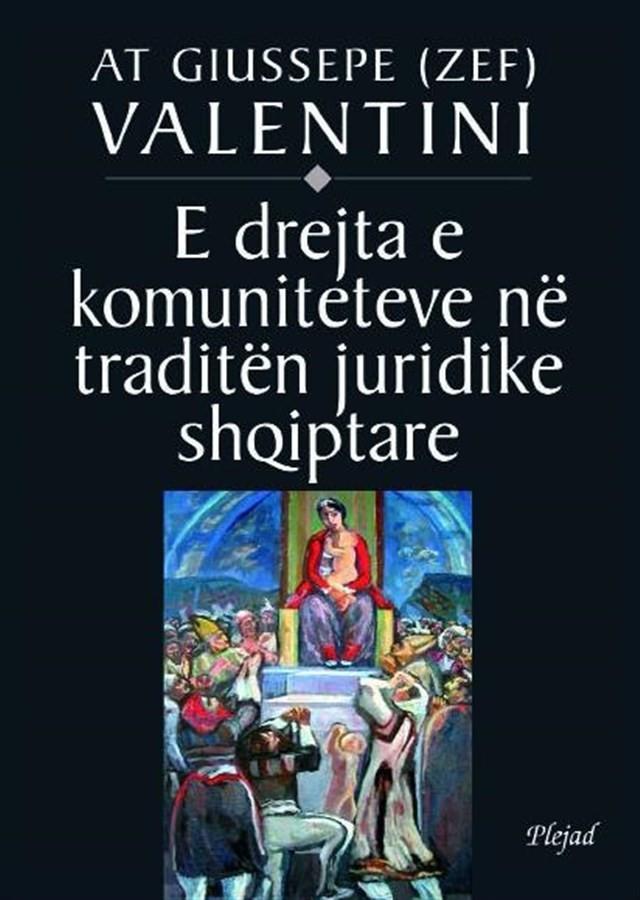 E drejta e komnuniteteve ne traditen juridike shqiptare