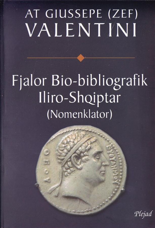 Fjalor Bio – bibliografik Iliro – Shqiptar (Nomenklator)