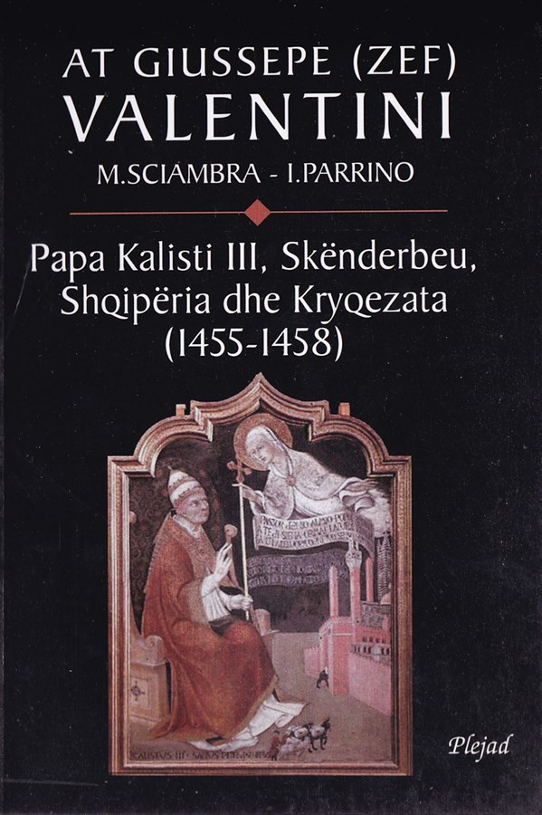 Papa kalisti III, Skenderbeu, Kryqezata dhe Shqiperia