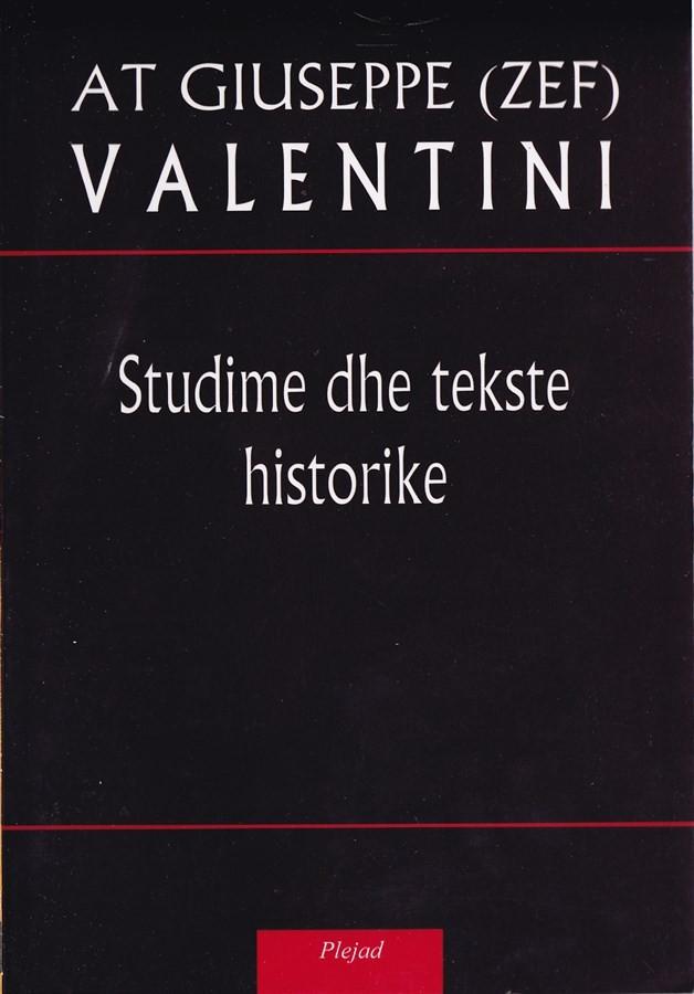 Studime dhe tekste historike
