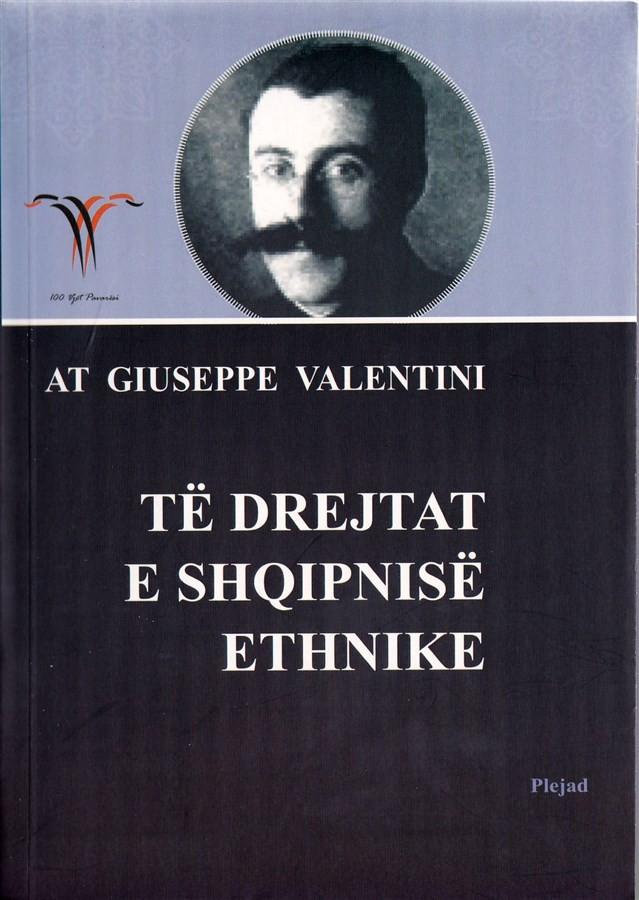 Te drejtat e Shqipnise Ethnike