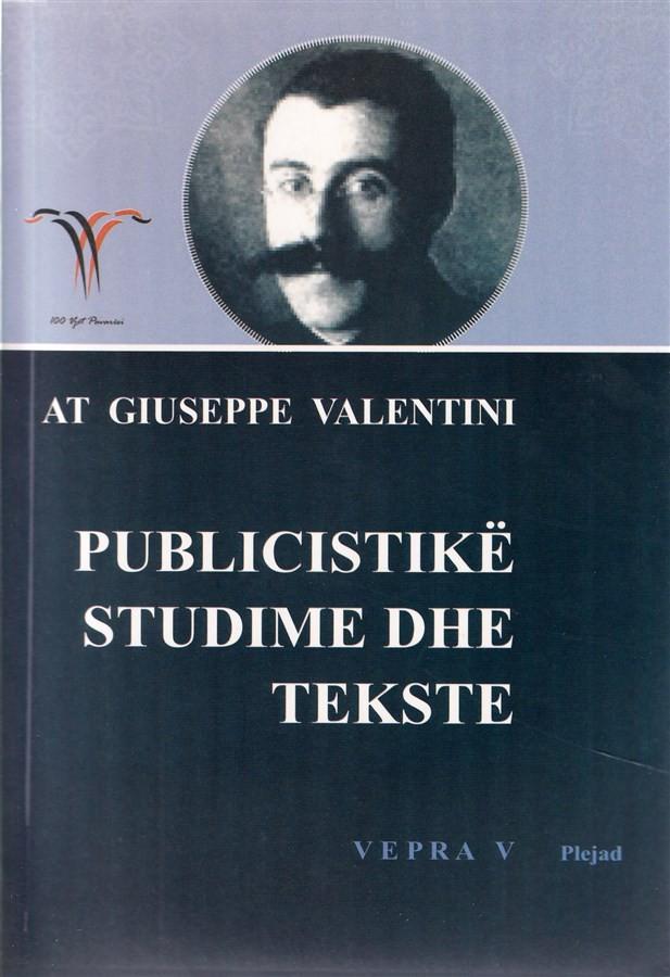 Publicistika , vepra V