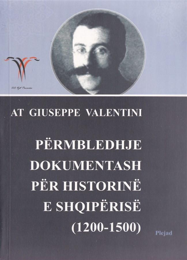 Permbledhje dokumentash per historine e Shqiperise 1200 - 1500