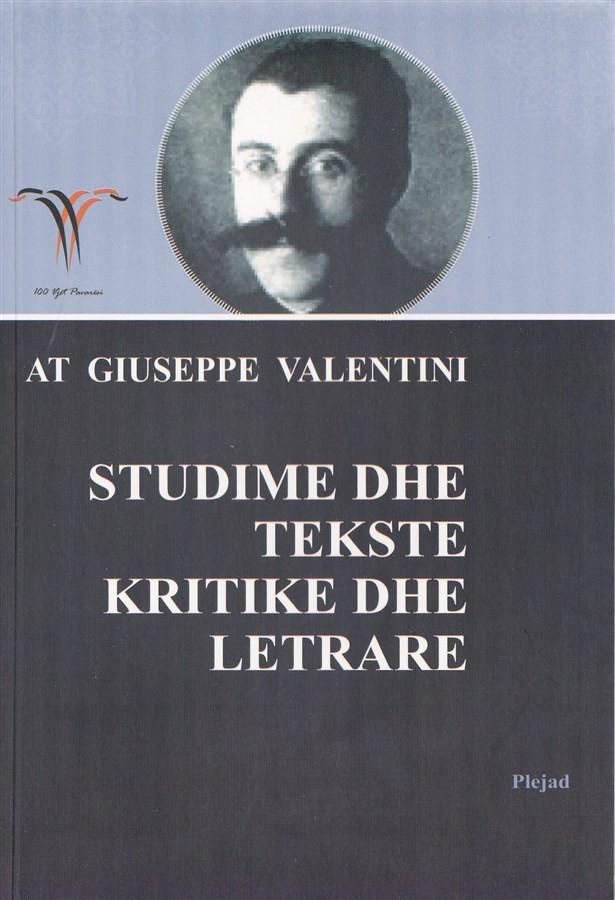 Studime dhe tekste Kritike dhe Letrare