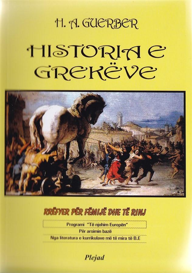 Historia e Grekëve
