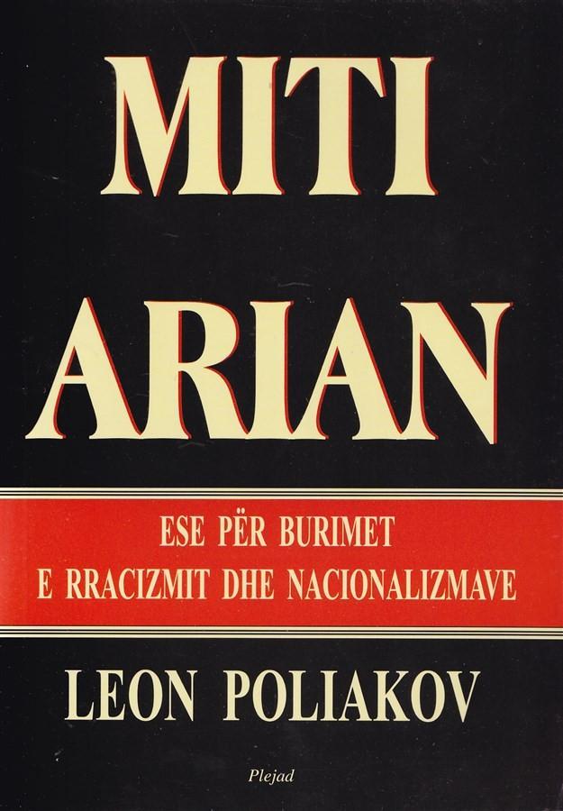 Miti arian, ese per burimet e racizmit dhe nacionalizmave