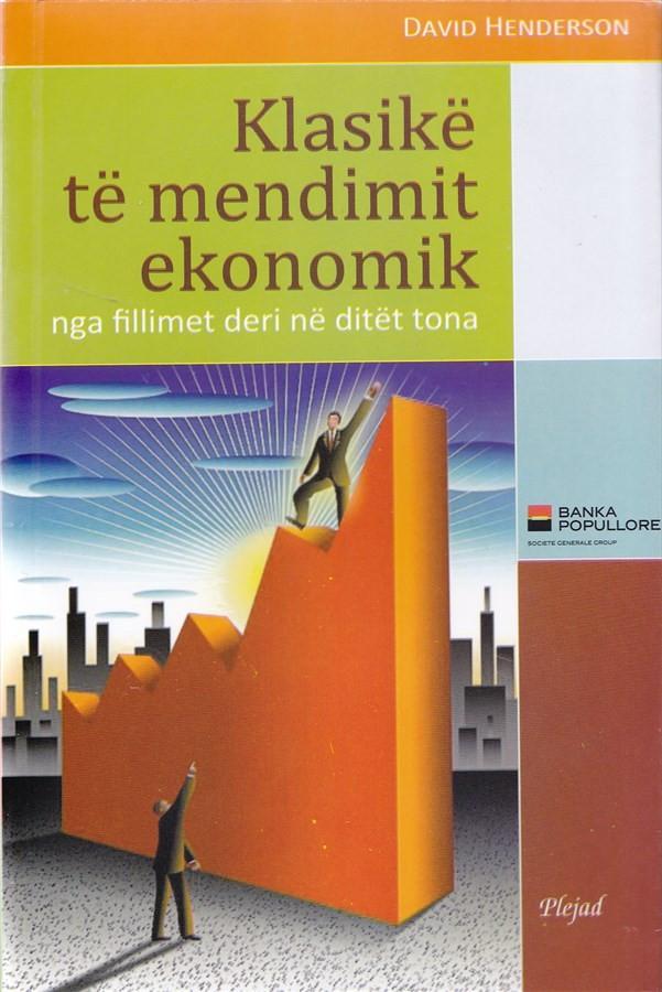 Klasike të mendimit ekonomik