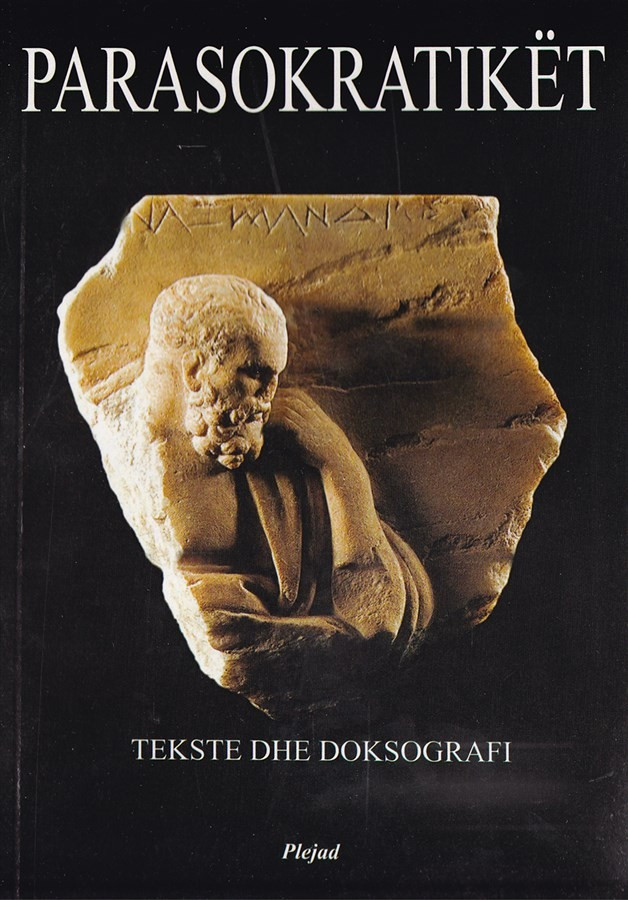 Parasokratiket, tekste dhe doksografi