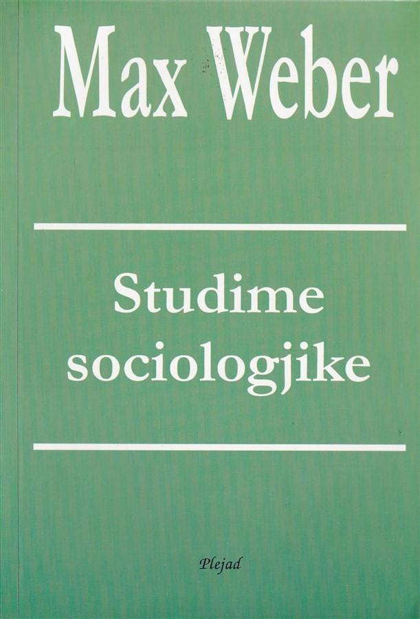 Studime sociologjike