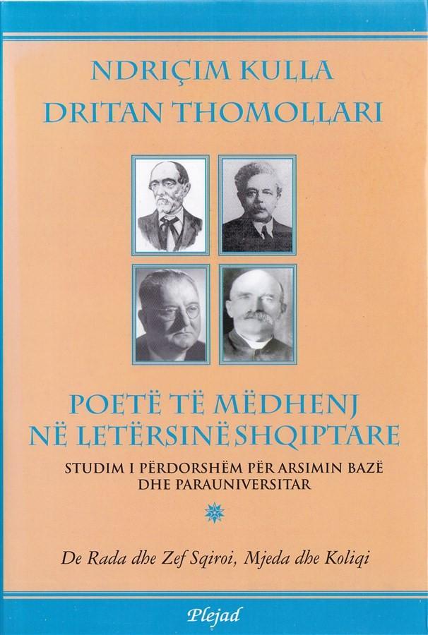 Poetë të mëdhenj në letërsinë shqiptare