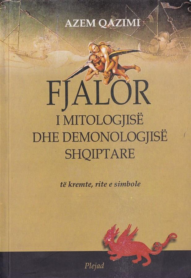 Fjalori i mitologjisë shqiptare