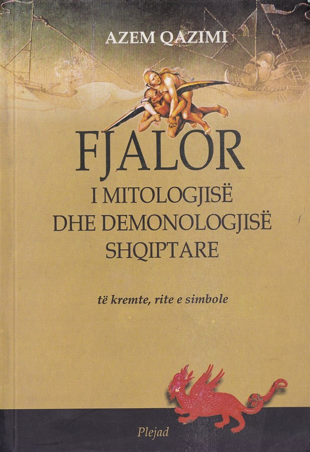 Fjalori i mitologjise shqiptare