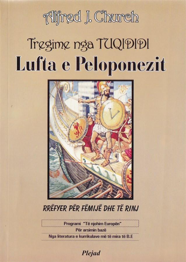 Lufta e Peloponezit : tregime nga Tuqididi