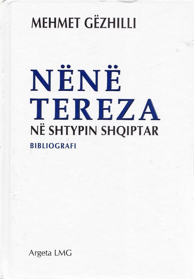 Nënë Tereza në shtypin shqiptar