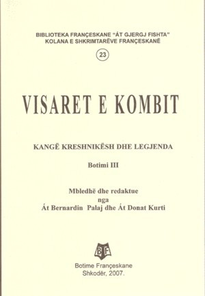 Visaret e Kombit, vell. III
